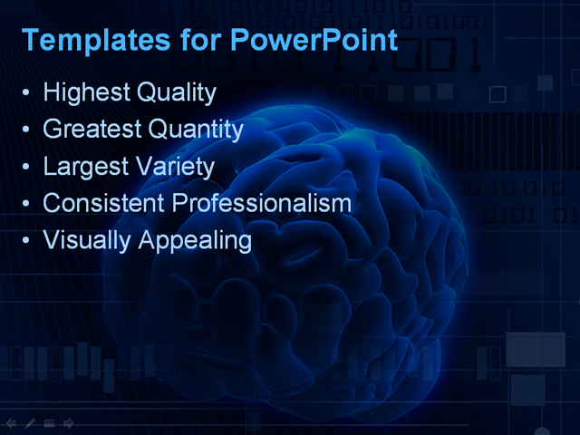 brain concussion powerpoint templates and backgrounds | taxform, Modern powerpoint