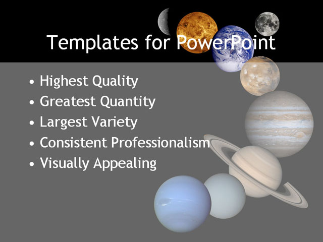 powerpoint presentation on planets - photo #39